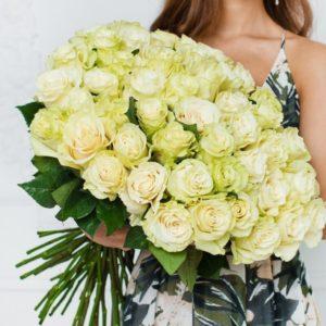 51 роза Mondiale